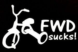 FINANCIAL MISTAKE DECAL STICKER CAR TRUCK SUV CHEVY FORD HONDA VW DODGE JDM