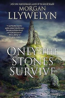 1 of 1 - Only the Stones Survive: A Novel of the Ancient Gods and Goddesses of-ExLibrary