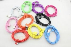 Colorful-USB-2-0-Data-Sync-Charger-Cable-For-iPod-iTouch-iPhone-4s-4-4G-3Gs-3G
