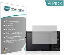 "Slabo Displayschutzfolie für Sony RX100 III KLAR /""Crystal Clear/"" 4er Set"