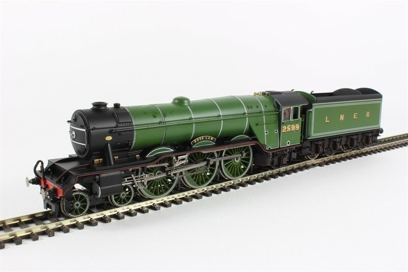 toma HORNBY R3132 'BOOK LAW' LNER verde CLASS A3 4-6-2 4-6-2 4-6-2 , BRAND NEW   ahorra hasta un 70%