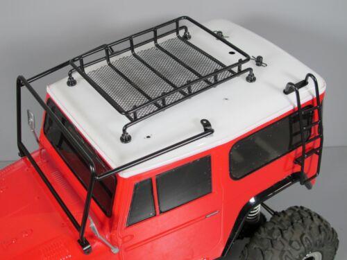 Roof Rack Stair Tamiya RC 1//10 Land Cruiser CC01 Windshield WindowProtector