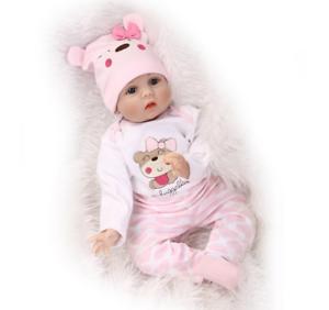 22  Muñecas Reborn Reborn Reborn Bebé niñas suave realista de vinilo realista Recién Nacido Bebe Juguetes Regalo  promociones de equipo