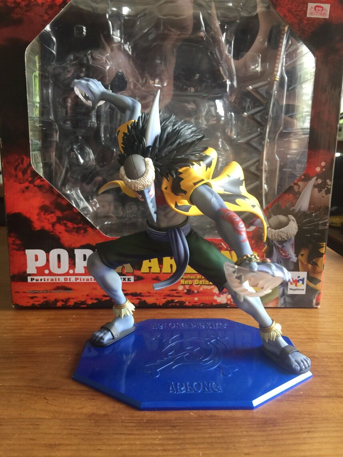 One Piece POP Megahouse Arlong Figure