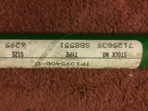 Details about  /5//8 cobalt drill bit M42 0.6295