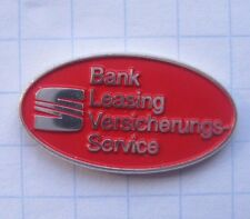 SEAT / BANK LEASING VERSICHERUNGS-SERVICE .................. Auto-Pin (107a)