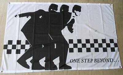 MADNESS NUTTY DANCER 2 TONE SKA REGGAE 3 X 5FT FLAG TROJAN SKINHEAD