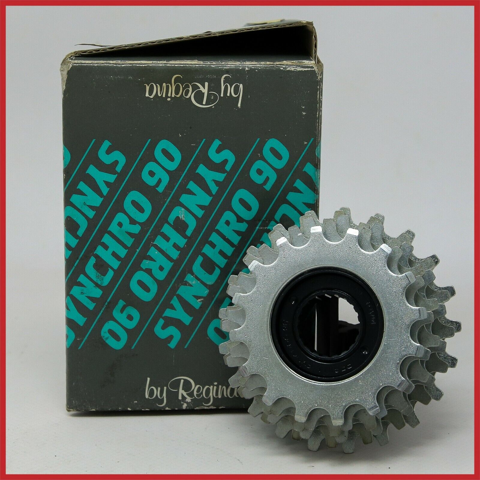NOS REGINA SYNCHRO 90 16-21 T FREEWHEEL 6S  SPEED ITALIAN VINTAGE ROAD RACING  factory outlet