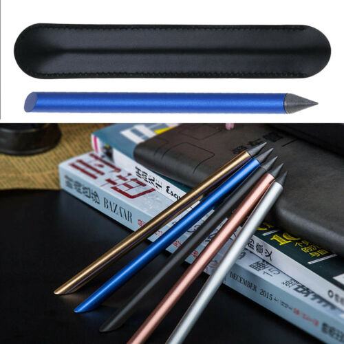Beta Inkless Pen Metal Pen Sign Pens Office Students Collectible Xmas Gift