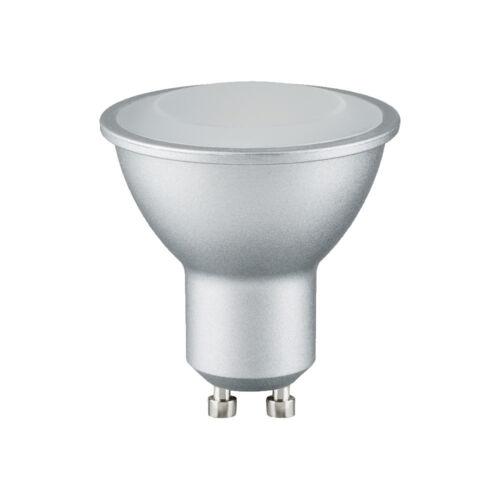 LED Reflektor 3W GU10 Warmweiß 2700K Sparlampe Sparbirne Sonderposten Flood 100°