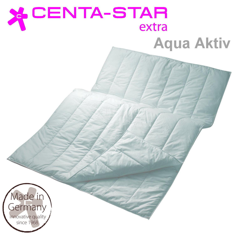 Centa Star Aqua Aktiv Combi Bett 4 Jahreszeitendecke 155x220 1 Wahl statt