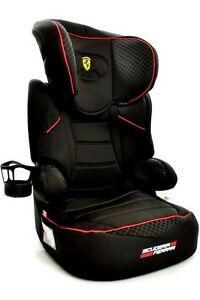 ferrari autositz 15 36 kg befix gt kindersitz gruppe ii. Black Bedroom Furniture Sets. Home Design Ideas