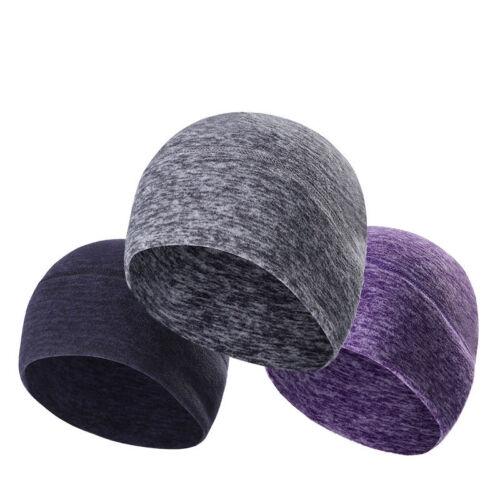 Outdoor Sport Unisex Running Thermal Cycling Beanie Cap Head Warmer Earmuffs Hat