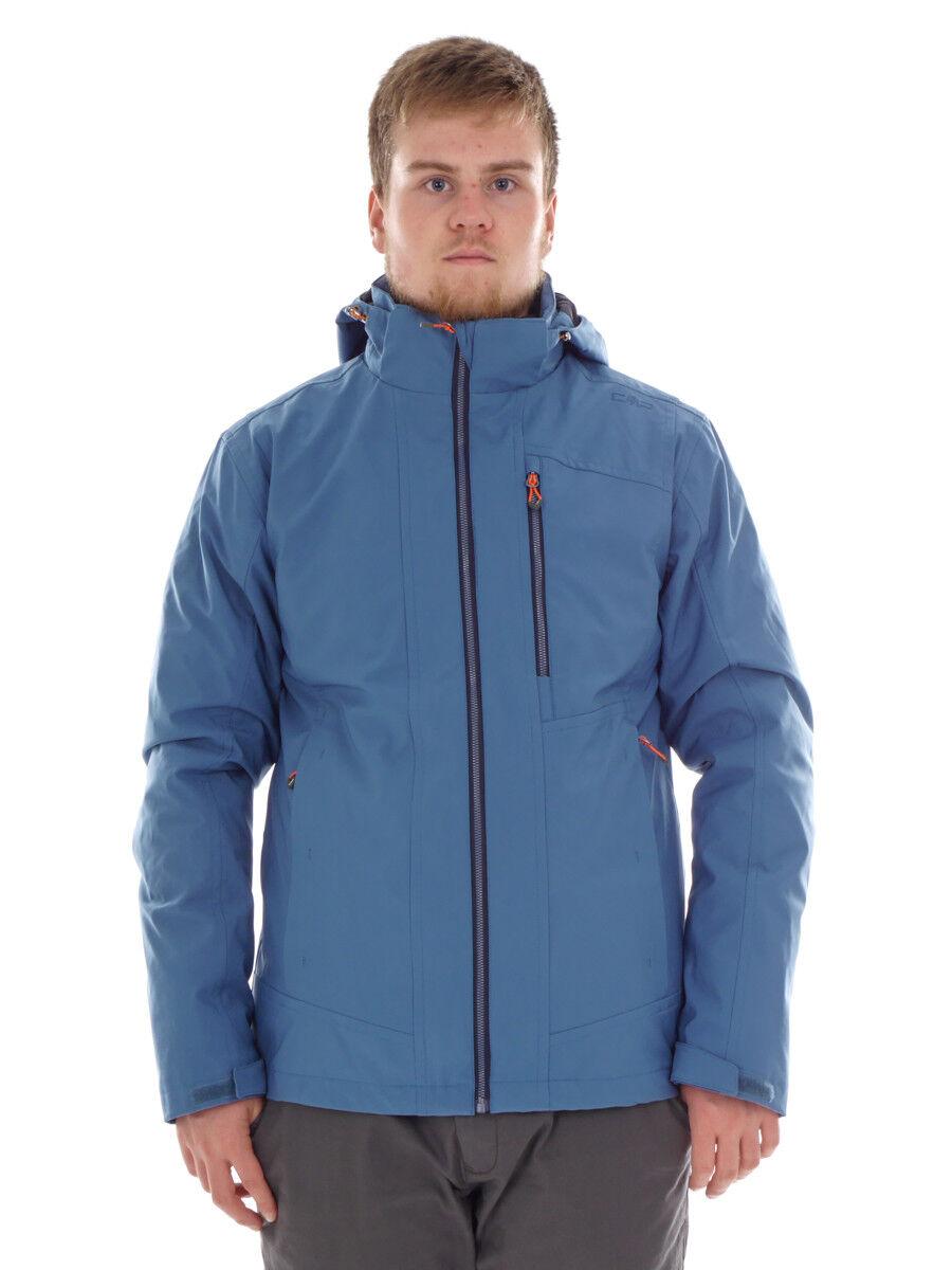 009a5d2f17 CMP kültéri kabát funkcionális kabát BLAU belső kabát Thinsulate® ™ zseb  44051