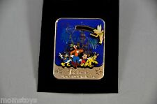 DISNEYLAND TINKERBELL BELIEVE THERE IS MAGIC IN THE STARS SLIDER PIN 2001