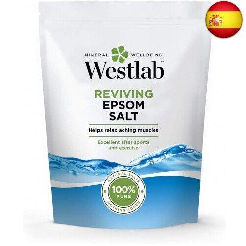 5kg Westlab Reviving Epsom Salt 5kg 5kg