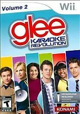 Karaoke Revolution: Glee - Vol. 2 (Nintendo Wii, 2011)