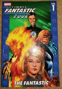 Ultimate-Fantastic-Four-TPB-Marvel-Vol-1-and-Vol-2