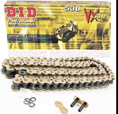 2000-2001 CBR 929RR Honda CBR929RR 530-108 O-Ring Drive Chain