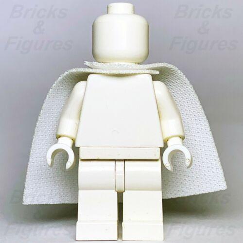 New Star Wars LEGO® White Spongy Cape Robe Cloth for Jedi Sith Minifigures