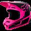 2019 Fox Racing Adult Mens V1 Przm Helmet Black Pink ATV Moto Enduro Off Road