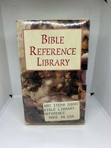 BIBLE-REFERENCE-LIBRARY-3-Book-Box-set-by-Publication-International-Christianity
