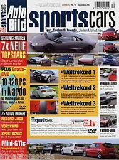 Auto Bild Sports Cars 12 07 2007 Polo GTI Fiesta ST Corsa GSI Mazda Cosmo RX-3