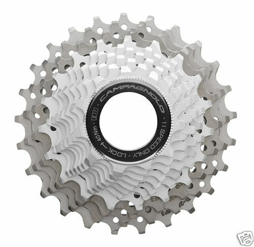 Campagnolo Record 11 Speed Road Bike Cassette   12-29