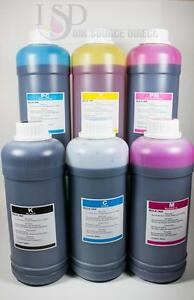 6-Pint-6X16OZ-Premium-refill-Ink-for-Canon-BCI-6-S9000-i9100-Printer-6X500ML