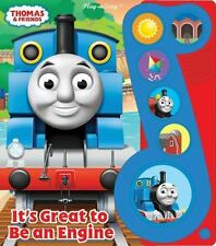 Thomas Great to be Engine Little Sound (2011, Hardcover)
