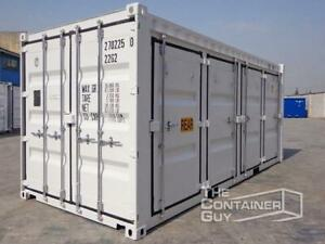 20 ft Standard Shipping Container (Open Side) - For Sale Saskatoon Saskatchewan Preview