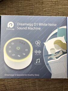 Dreamegg D1 White Noise Sound Machine Ebay