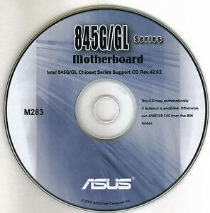 ASUS P4BGL-VM WINDOWS VISTA DRIVER