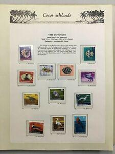CAU10-Cocos-Keeling-Islands-Collection-1963-2001