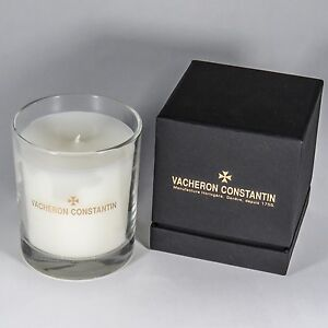Home Décor Vacheron Constantin Luxury Scented Candle Limited Edition Rare