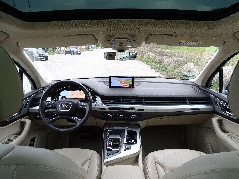 Audi Q7 3,0 TDi 272 quattro Tiptr. 7prs - billede 13