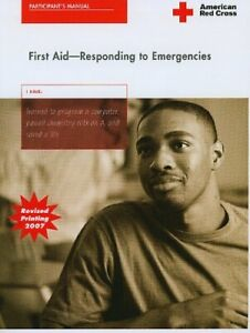 First Aid: Responding to Emergencies Book The Fast Free Shipping