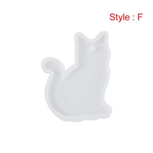 Musical Note Crystal UV Epoxy Silicone Mould Resin Mold Jewelry Making Tools
