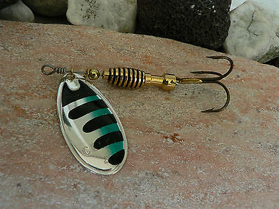 1 Spinner tutti disponibili spinnfischen a pesca Spinner Mepps Aglia dell/'America N