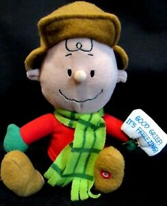 c110b8d5c86e1 Peanuts Charlie Brown Good Grief It s Freezing Animated Musical ...