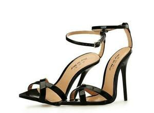Womens-Mens-Open-Toe-High-Heels-Shoes-Ankle-Strap-Summer-Sandals-Big-Size-40-48