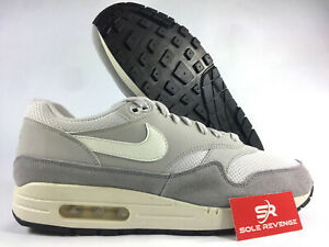 f71f6d1b479 New Nike Air Max 1 AH8145-011 Vast Grey/Sail/Sail/Wolf Grey Mens ...