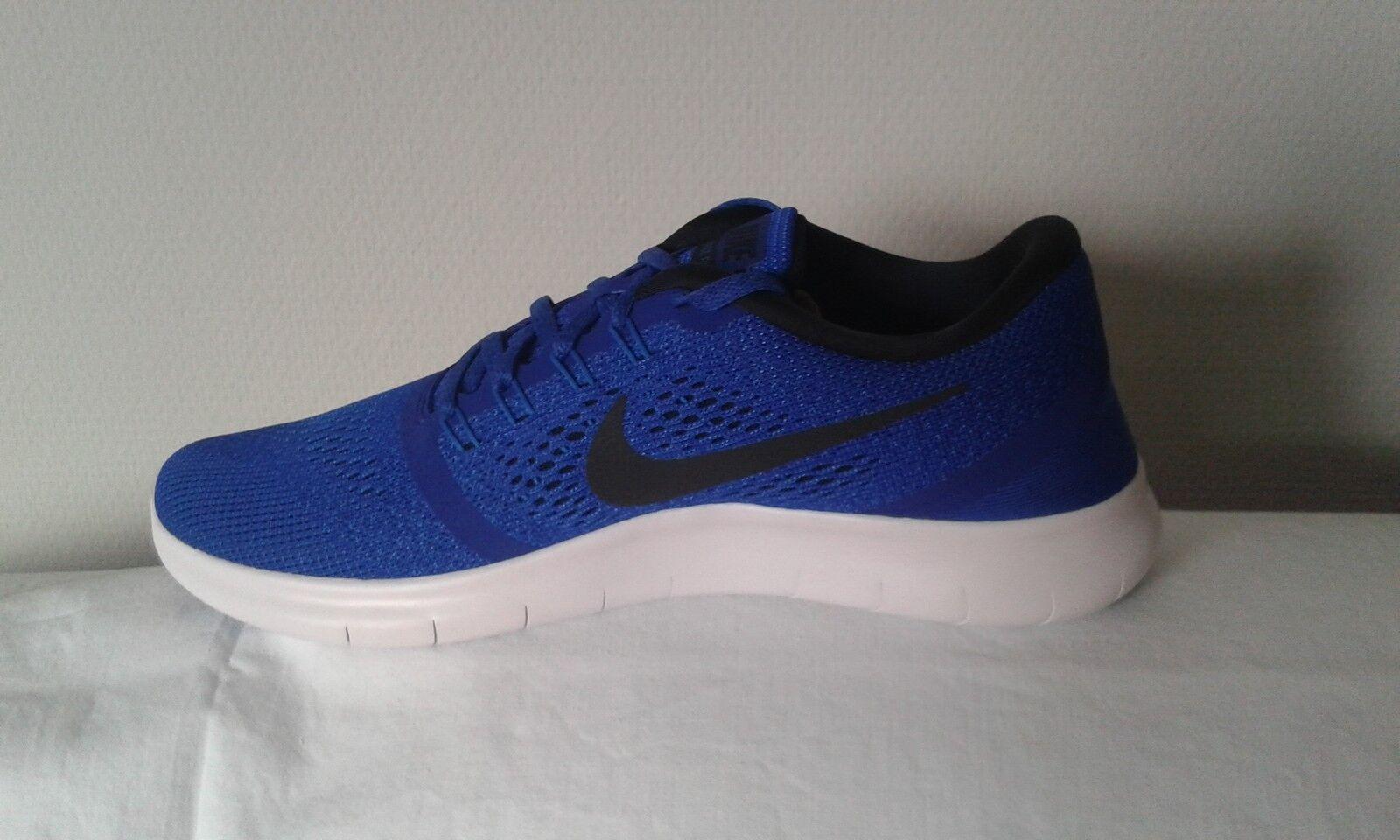 Nike FREE RN blau Gr. 45  (11)