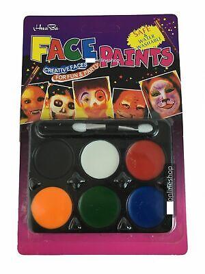 Face Paints Face Paint Set Washable Face Painting Kit Kids Body Paintshallowing 6932012111020 Ebay