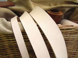 190 - 200 Cm Extra Long 5 Mm Naturel épais Bracelet En Cuir Différentes Largeurs Veg Tan-afficher Le Titre D'origine MatéRiaux De Qualité SupéRieure