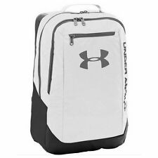 UNDER ARMOUR NEUF Sac à dos Hustle LDWR Blanc sac BNWT