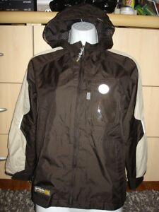 bacd155af Image is loading ZEROXPOSUR-Brown-Boys-Spring-Light-Jacket-Size-S-