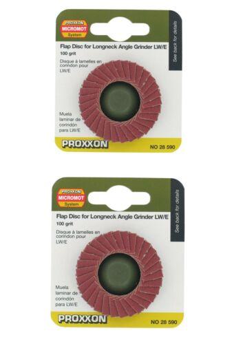 Proxxon Corindon Fan Sander pour LHW 28590 Disques x2//Direct De RDGTOOLS
