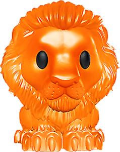 WOOLWORTHS-Disney-Lion-King-Ooshies-Collection-ORANGE-SIMBA