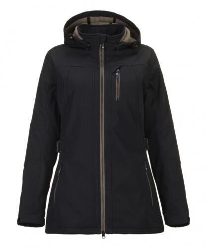Killtec Damen Softshell Jacke mit abknöpfbarer Kapuze Marytana 32729